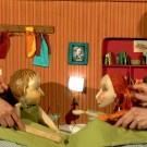 Zazie et Max au lit crédit Aurélie Deloche