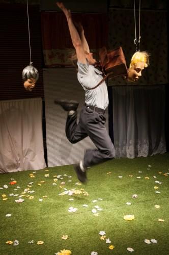 Agora, Spiel: Matthias Weiland; Regie: Kurt Pothen