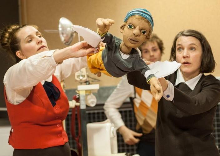 AGORA Theater_Flugversuche_Willi Filz-Flugversuch-282