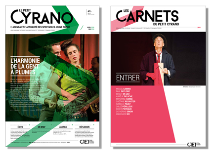 Covers 153 et carnets