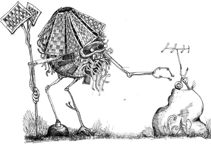 robot vieux-Philippe Evens