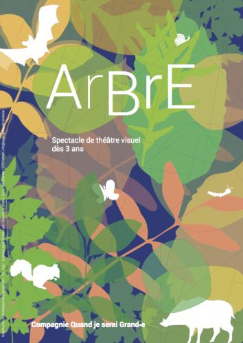 affiche Arbre A3