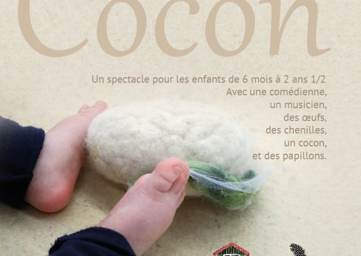 Affiche Cocon