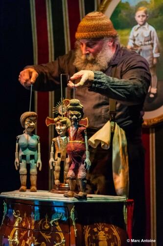 Poucet - Les Royales Marionnettes@ Marc Antoine